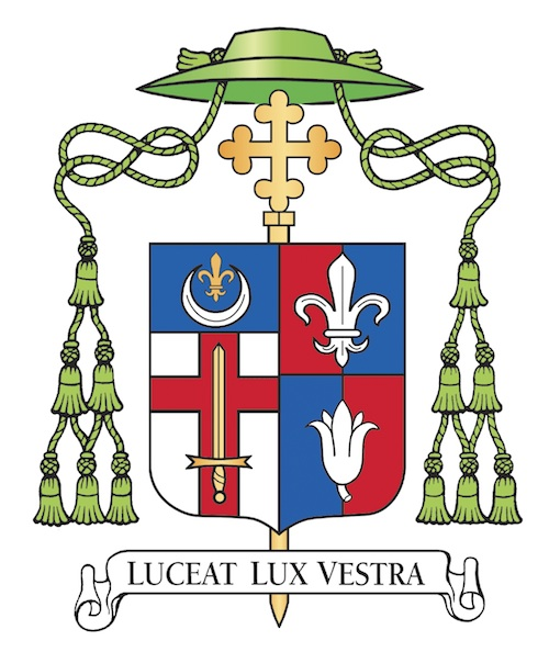 Coat Of Arms Diocese Of Covington