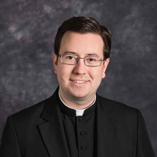 Reverend Ryan L. Stenger, J.C.L.