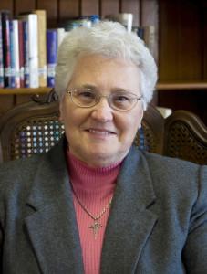 Divine Providence Sister Fran Moore