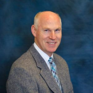 Candidate Jim Fortner