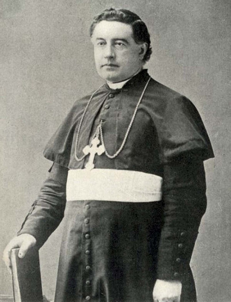 Bishop Camillus Paul Maes