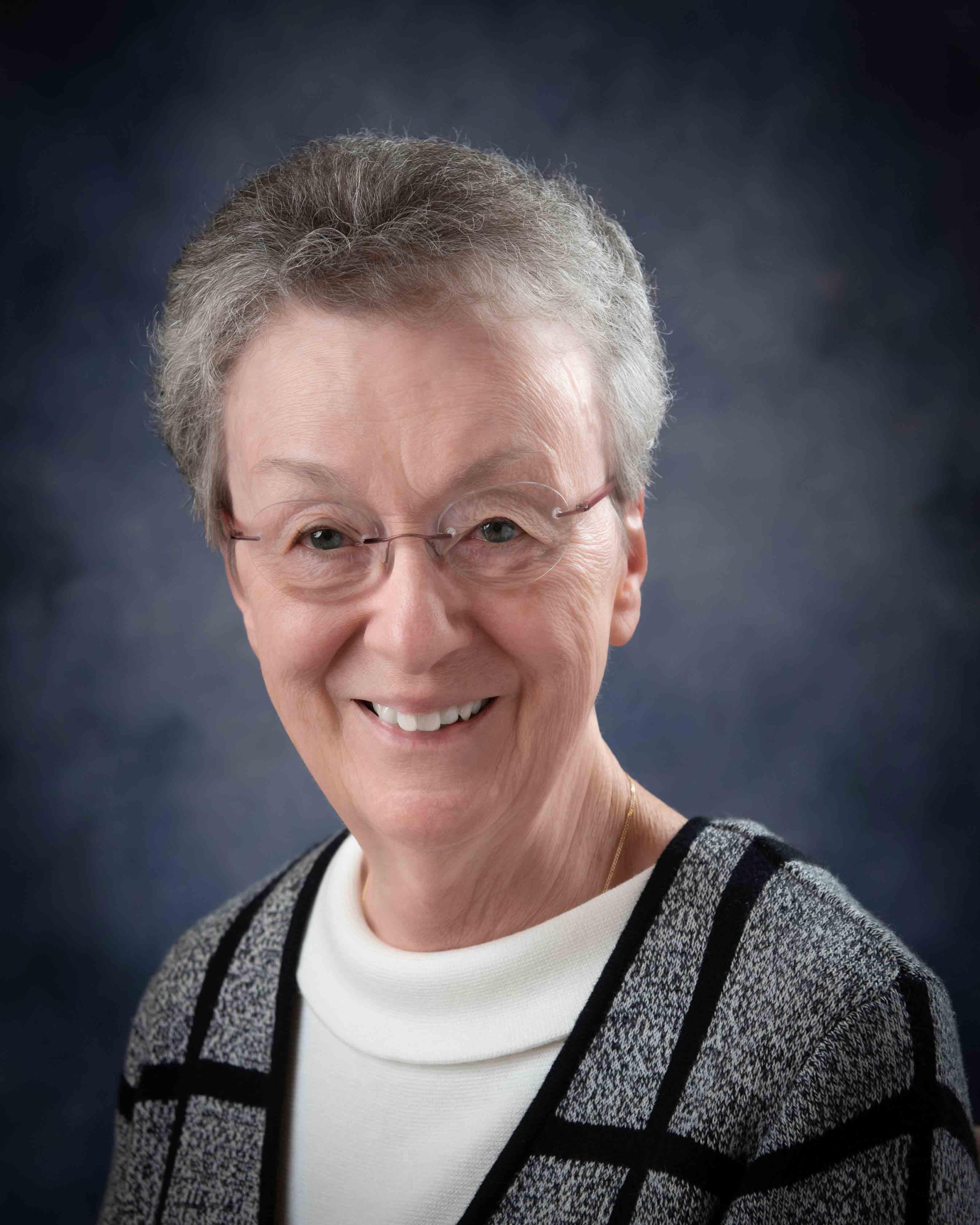 Sister Mary Catherine Wenstrup, OSB, JCL